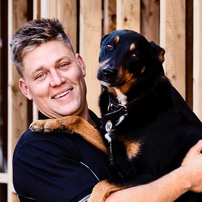 Mack (the dog)